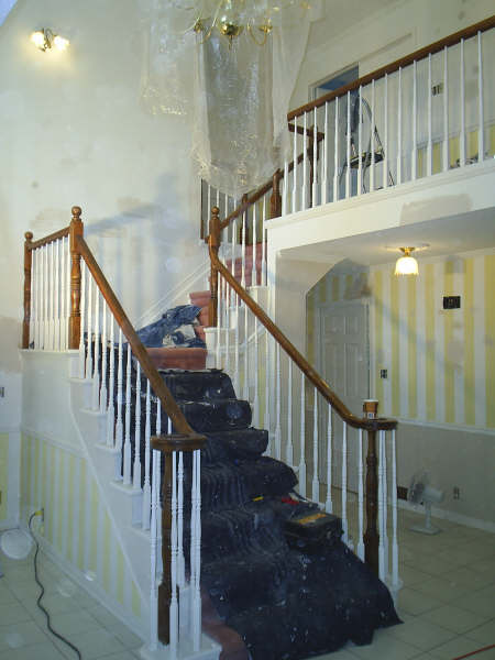 Painted Staircases